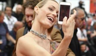 Cannes selfie