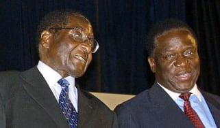Mugabe Mnangagwa