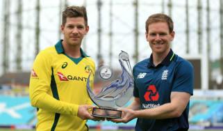 England vs. Australia ODI cricket series 2018