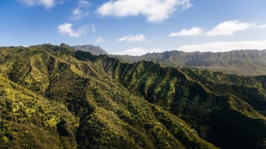 Kauai has a spectacular mountainous landscape, and rich vegetation that earns it the nickname of the Garden Island