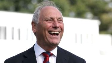 Colin Graves ECB cricket The Hundred