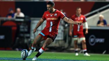 Alex Lozowski's kicking performance was 'sensational'