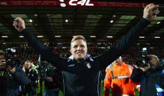 Eddie Howe, Bournemouth manager