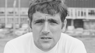 Norman Hunter made 726 appearances in 14 years at Leeds United