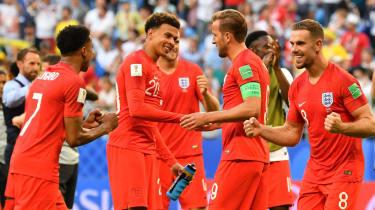 Sweden 0 England 2 2018 World Cup