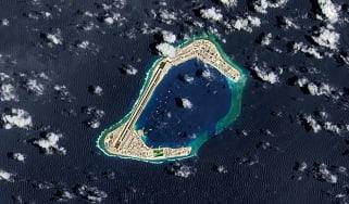 Subi Reef, South China Sea