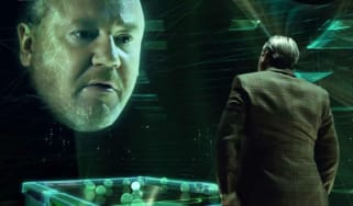 A Bet365 advert featuring the actor Ray Winstone