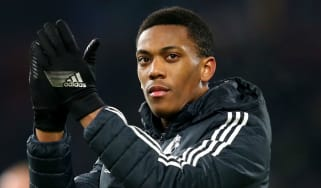 Manchester United signed French forward Anthony Martial from Monaco for £36m in September 2015