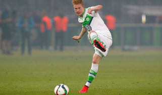 Kevin De Bruyne Transfer Targets