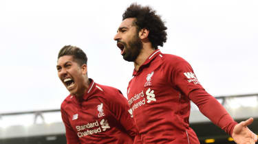 Liverpool will be without Roberto Firmino and Mohamed Salah for the clash against Barcelona