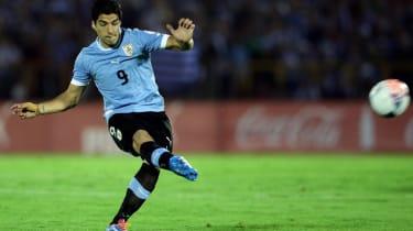 World Cup superstars, Suarez