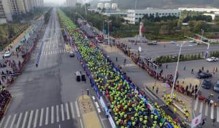 China marathon