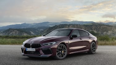 BMW M8 GC