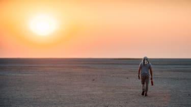 Makgadikgadi salt pans, Botswana