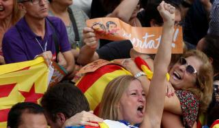 Catalonia Parliament