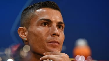 Juventus striker Cristiano Ronaldo is the captain of the Portugal national team