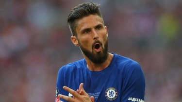 Olivier Giroud Chelsea transfer news Premier League