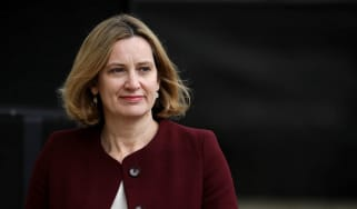 Amber Rudd has been home secretary since July 2016