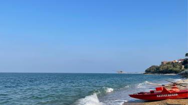 Spiaggia abruzzese