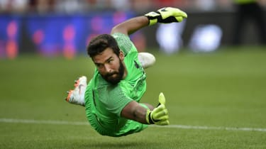 Alisson Becker Liverpool transfer news