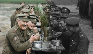 They Shall Not Grow Old, First world war, soldiers,