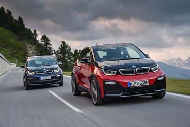 BMW i3 and i3s