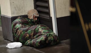 Government policy blamed for sharp rise in homelessness