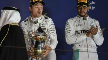 Lewis Hamilton Nico Rosberg