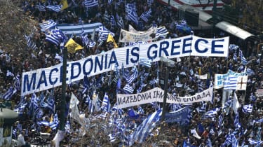 Greece's dispute with Macedonia has dragged on for over 25 years
