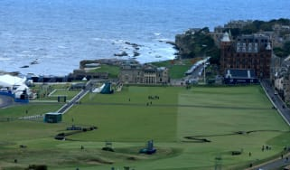 St Andrews Old Course climate change impact on UK sports