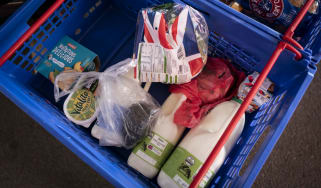 Tesco online grocery delivery