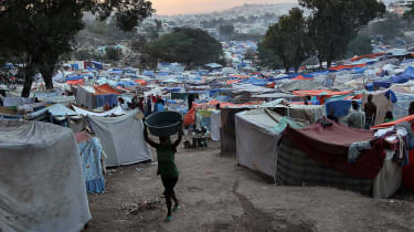 Oxfam Great Britain has been banned from operating in Haiti