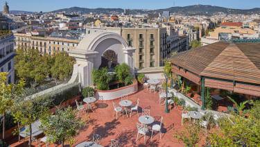 El Palace Hotel, Barcelona