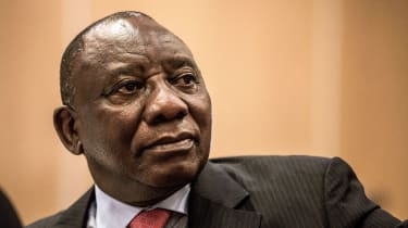 Cyril Ramaphosa was confirmed as South Africa's new President the day after Jacob Zuma resigned