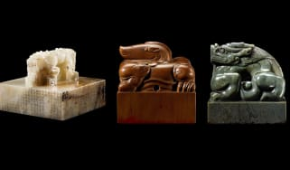 Three Chinese imperial seals © Sotheby's