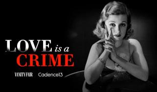 Joan Bennett: the subject of Vanity Fair's Love is a Crime