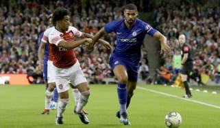 Chelsea midfielder Ruben Loftus-Cheek is a transfer target for Arsenal