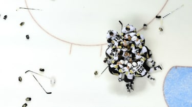 Pittsburgh Penguins NHL Stanley Cup 2016-17 San Jose Sharks