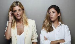 Manu Atelier founders Beste and MerveManastir