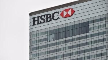 HSBC London hq