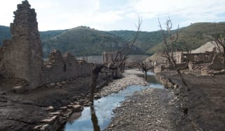 Droughts, such has this one in Spain, have worsened in recent years