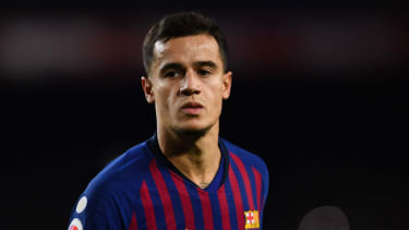 Barcelona signed Brazil star Philippe Coutinho from Liverpool in January 2018
