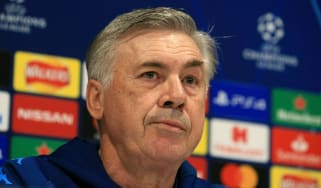 Carlo Ancelotti is in line to become Everton's next manager