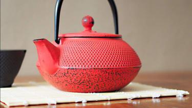 The Exotic Teapot cast iron teapots