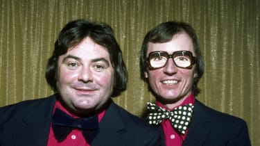 Little and Large, Eddie Large