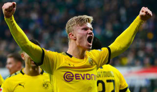 Erling Braut Haaland has been in fine form since signing for Borussia Dortmund