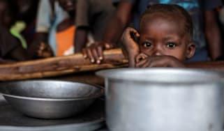 DR Congo refugee