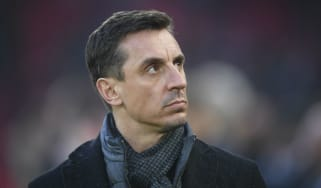Former Man Utd star Gary Neville is now a pundit for Sky Sports