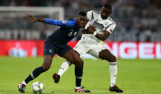 Paul Pogba France Germany Uefa Nations League