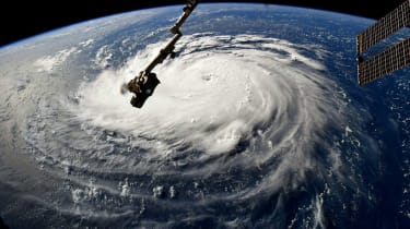 Hurricane Florence is expected to make landfall in the US on Thursday